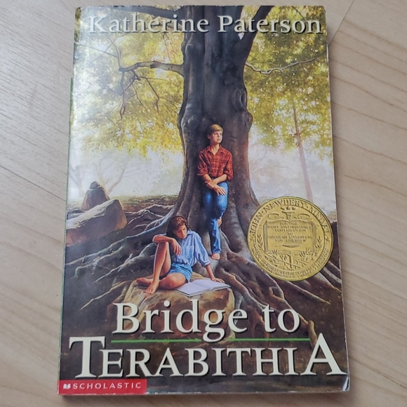 Very Loved Bridge to Terabithia Book